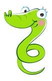 χαριτωμένο φίδι Στοκ εικόνες με δικαίωμα ελεύθερης χρήσης