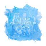 Χαριτωμένο watercolor ουρανού Στοκ Εικόνες