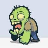 Χαριτωμένο Zombie Απεικόνιση αποθεμάτων