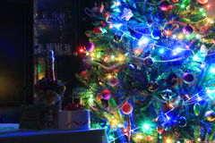 Χαρούμενα Χριστούγεννα και καλή χρονιά! Στοκ εικόνα με δικαίωμα ελεύθερης χρήσης