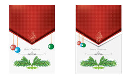 Χαρούμενα Χριστούγεννα και νέο υπόβαθρο έτους για το σχέδιό σας Στοκ φωτογραφίες με δικαίωμα ελεύθερης χρήσης