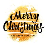 Χαρούμενα Χριστούγεννα 012 στοκ εικόνα