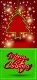Χαρούμενα Χριστούγεννα απεικόνιση αποθεμάτων