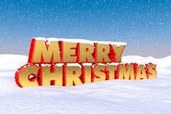 Χαρούμενα Χριστούγεννα Στοκ φωτογραφία με δικαίωμα ελεύθερης χρήσης