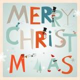 Χαρούμενα Χριστούγεννα στοκ φωτογραφία