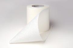 Χαρτί τουαλέτας Στοκ εικόνες με δικαίωμα ελεύθερης χρήσης