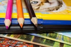 Χαρτικά για το σχολείο στοκ εικόνες με δικαίωμα ελεύθερης χρήσης