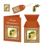 χαρτικά ελαιόπρινου Χρισ& Στοκ φωτογραφία με δικαίωμα ελεύθερης χρήσης