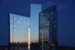 Χαρτοπαικτική λέσχη και ξενοδοχείο ήλιων Mohegan σε Uncasville, Κοννέκτικατ Στοκ φωτογραφία με δικαίωμα ελεύθερης χρήσης