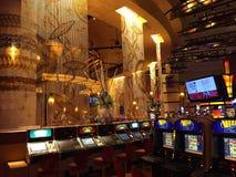 Χαρτοπαικτική λέσχη & ξενοδοχείο ήλιων Mohegan στο Κοννέκτικατ Στοκ Εικόνες