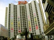 Χαρτοπαικτική λέσχη ξενοδοχείων Plaza, Λας Βέγκας, Νεβάδα, ΗΠΑ Στοκ φωτογραφίες με δικαίωμα ελεύθερης χρήσης