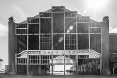 Χαρτοπαικτική λέσχη του Νιου Τζέρσεϋ πάρκων Asbury Στοκ Εικόνες