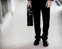 χαρτοφύλακας κάτω από το διάδρομο Στοκ εικόνες με δικαίωμα ελεύθερης χρήσης