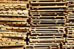 χαρτόνια ξύλινα Στοκ Εικόνες