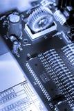 χαρτόνι ηλεκτρικό Στοκ φωτογραφία με δικαίωμα ελεύθερης χρήσης