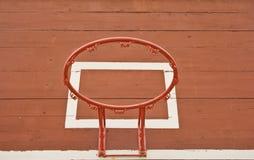 χαρτόνι καλαθοσφαίρισης Στοκ φωτογραφία με δικαίωμα ελεύθερης χρήσης