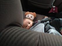 χαρτόνι μωρών Στοκ εικόνες με δικαίωμα ελεύθερης χρήσης