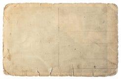 χαρτόνι παλαιό έτοιμος τρύγος σύστασης εγγράφου μηνυμάτων σας Στοκ Εικόνες