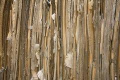 χαρτόνι που ανακυκλώνετ&alph Στοκ Φωτογραφία