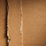 χαρτόνι που ζαρώνουν Στοκ φωτογραφίες με δικαίωμα ελεύθερης χρήσης
