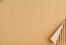 χαρτόνι που σχίζεται Στοκ φωτογραφία με δικαίωμα ελεύθερης χρήσης