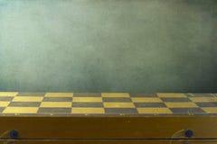 Χαρτόνι σκακιού Στοκ Εικόνες