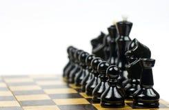 Χαρτόνι σκακιού στοκ φωτογραφία