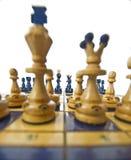 Χαρτόνι σκακιού στοκ εικόνα