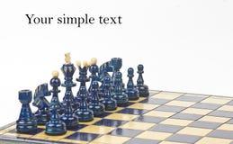 Χαρτόνι σκακιού στοκ εικόνα με δικαίωμα ελεύθερης χρήσης