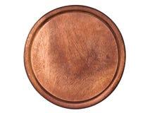χαρτόνι cirlce ξύλινο Στοκ φωτογραφίες με δικαίωμα ελεύθερης χρήσης