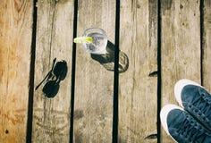 χαλάρωση διακοπών Στοκ Φωτογραφίες