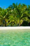 Χαλάρωση στην έδρα - όμορφο νησί στοκ εικόνα