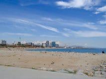 Χαλάστε την παραλία της Bella Στοκ φωτογραφία με δικαίωμα ελεύθερης χρήσης