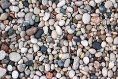 Χαλίκια θάλασσας Στοκ εικόνες με δικαίωμα ελεύθερης χρήσης