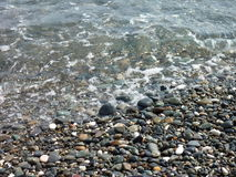 Χαλίκια θάλασσας Στοκ Εικόνες