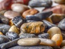 Χαλίκια και βράχοι Στοκ Φωτογραφίες
