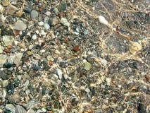 Χαλίκια στην παραλία Στοκ φωτογραφία με δικαίωμα ελεύθερης χρήσης
