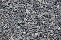 Χαλίκι αμμοχάλικου για το υπόβαθρο σύστασης Στοκ Εικόνα