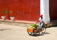 Χαλαρωμένος τρόπος ζωής σε Mompos 3, Κολομβία Στοκ φωτογραφία με δικαίωμα ελεύθερης χρήσης