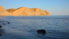 Χαλαρώνοντας εικόνα θάλασσας απόθεμα βίντεο