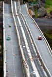 Χαλασμένη γέφυρα Στοκ εικόνα με δικαίωμα ελεύθερης χρήσης