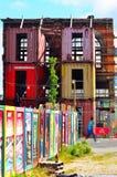 Χαλασμένο κτήριο σε Christchurch Νέα Ζηλανδία στοκ φωτογραφία με δικαίωμα ελεύθερης χρήσης