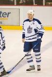 Χαλιά Sundin του Τορόντου Maple Leafs στοκ φωτογραφία με δικαίωμα ελεύθερης χρήσης