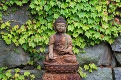 χαλκός Βούδας Στοκ φωτογραφίες με δικαίωμα ελεύθερης χρήσης