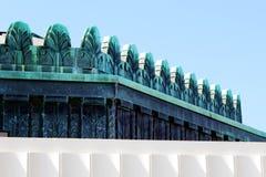 Χαλκός 2 του Art Deco Στοκ Φωτογραφία
