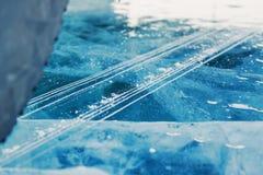 Χειμερινά ελαστικά αυτοκινήτου Στοκ εικόνες με δικαίωμα ελεύθερης χρήσης