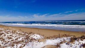 Χειμερινά κύματα Στοκ εικόνες με δικαίωμα ελεύθερης χρήσης