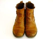 Χειμερινά παπούτσια ατόμων ` s στοκ φωτογραφίες με δικαίωμα ελεύθερης χρήσης