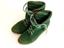 Χειμερινά παπούτσια Στοκ Εικόνα