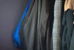 Χειμερινά παλτά στοκ εικόνες με δικαίωμα ελεύθερης χρήσης